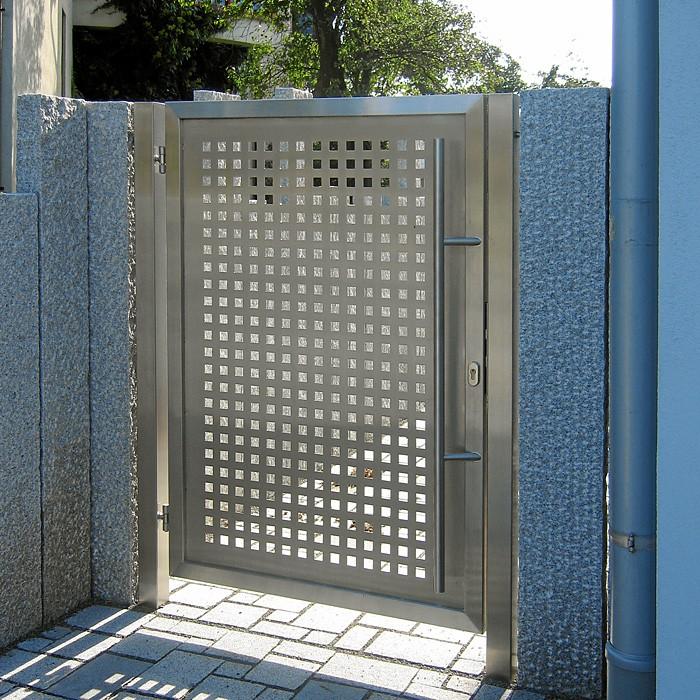 Tore, Gitter und Zäune